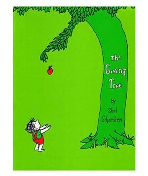 Book review: The Giving Tree by Shel Silverstein
